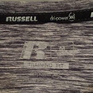 Russel Athletic Tee - Dri-Sport 360 - Medium